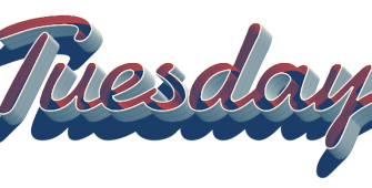 Tuesday-3D-Name-Logo-PNG