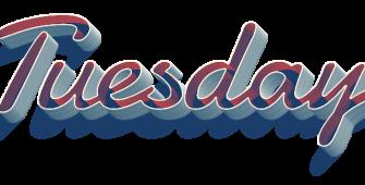 Tuesday-3D-Name-Logo-PNG