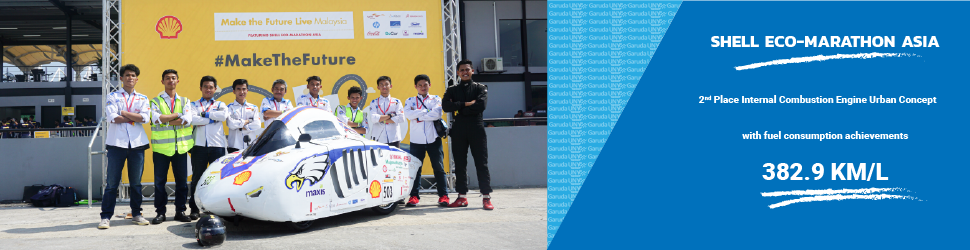 Shell Eco-Marathon Asia 2019-01